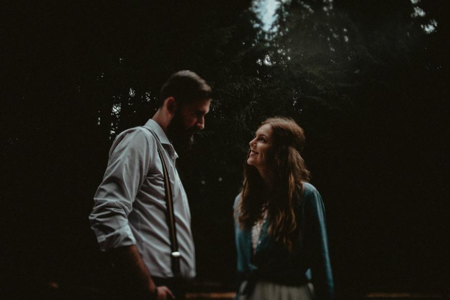 transylvania pre wedding